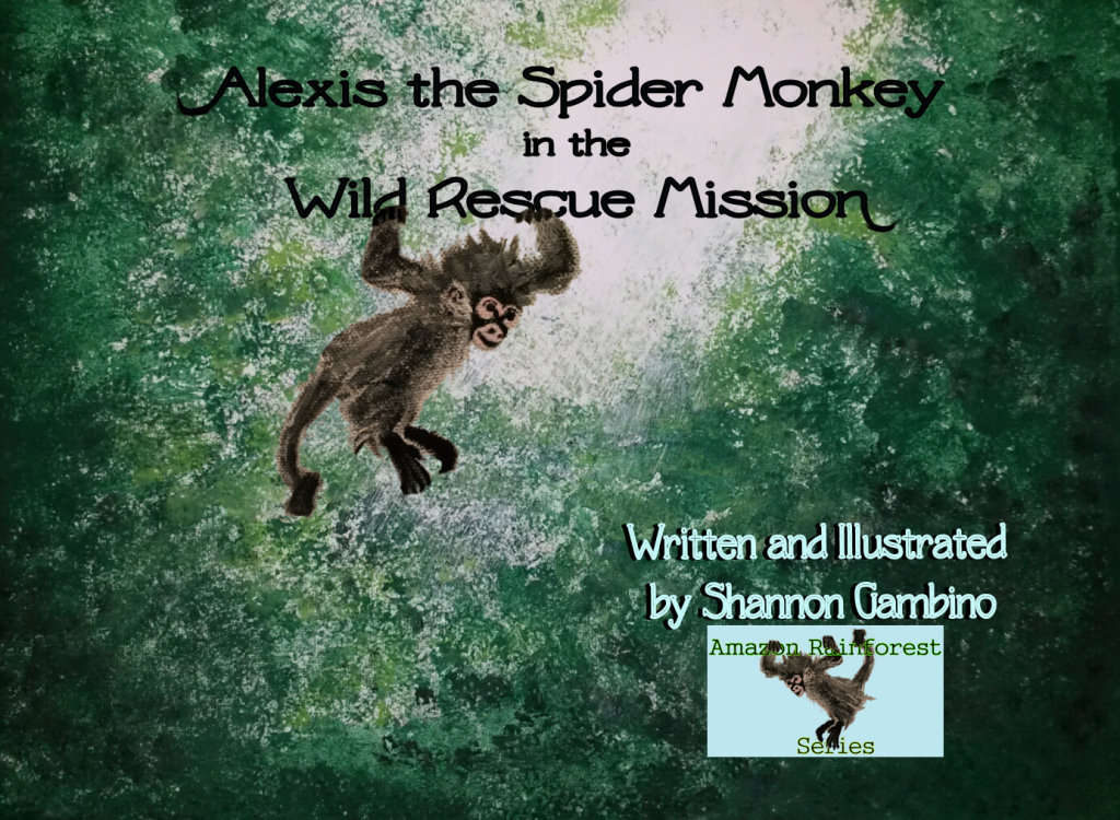 Alexis the Spider Monkey