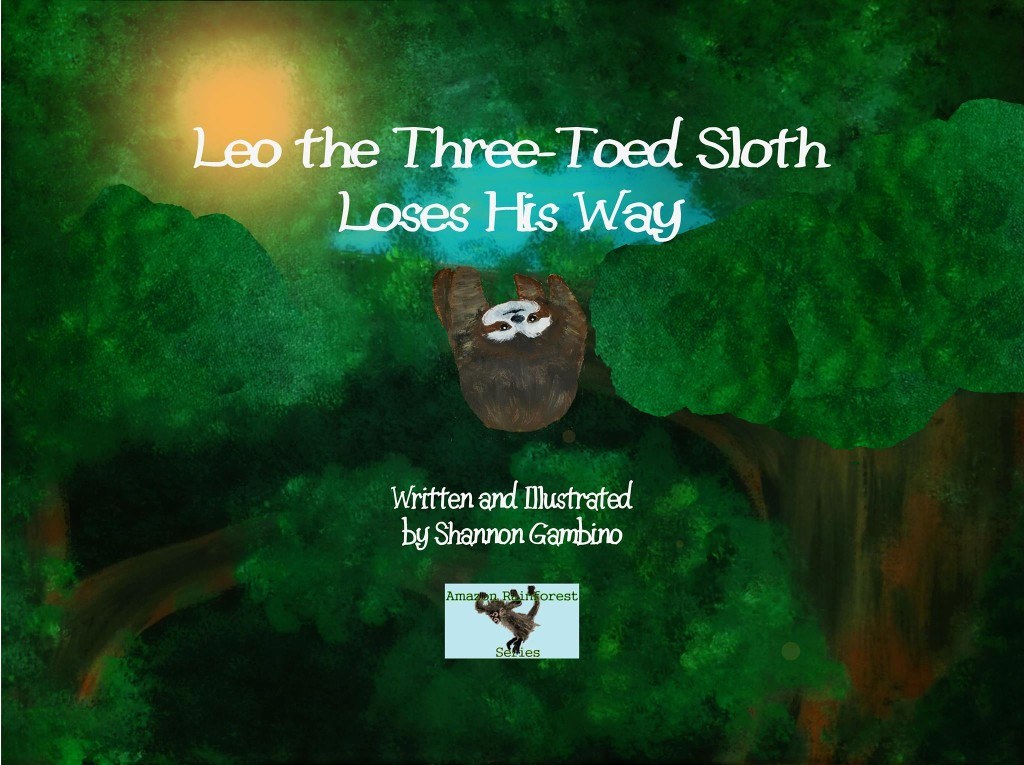 Leo the Three-Toed Sloth
